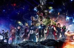 Infinity War Infinity Wars Mulai Syuting Januari 2017 Kincir
