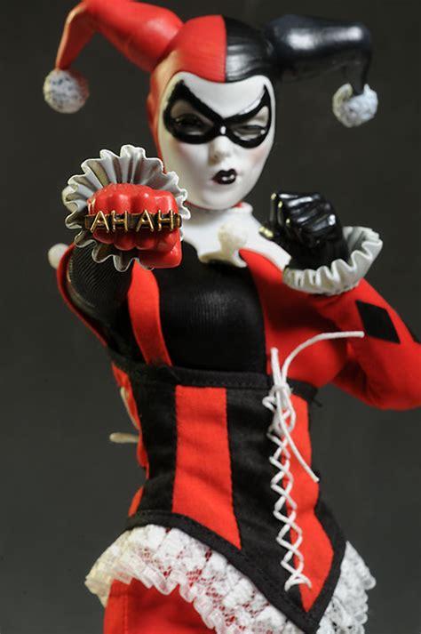 Handgrip Custom Quinn 1 Inc Dc Harley Quinn Exclusive Sixth Scale Figure