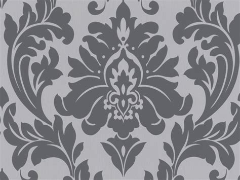 black grey wallpaper designs black and white damask wallpapersilver wallpaper