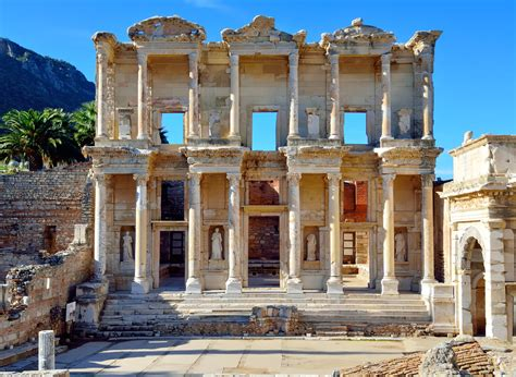 Awesome Church At Ephesus #1: Ephesus-Library.jpg