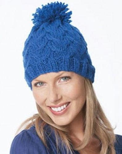 free pattern easy knit hat 19 free hat knitting patterns favecrafts com