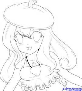 doodle draw anime how to draw pretty anime pretty anime step by step