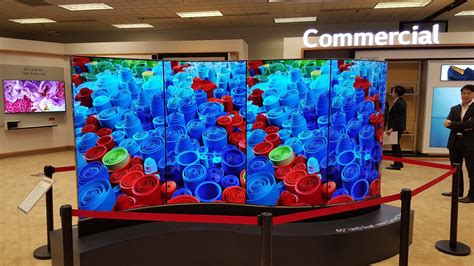 best display monitors best of lg display transparent and 8k displays