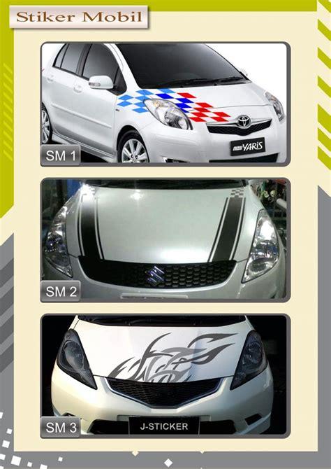 Jual Release Momo design sticker mobil custom sticker