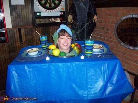 waiter  table halloween costume easy diy costumes