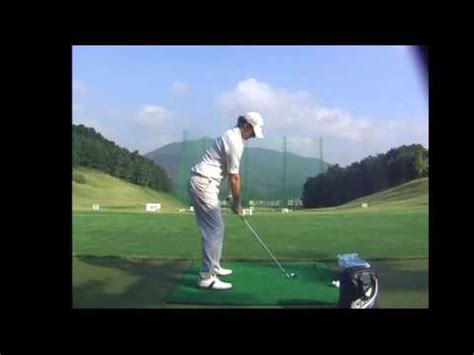 golf swing from behind golf swing 2013 rory mcilroy iron drive elevated dt