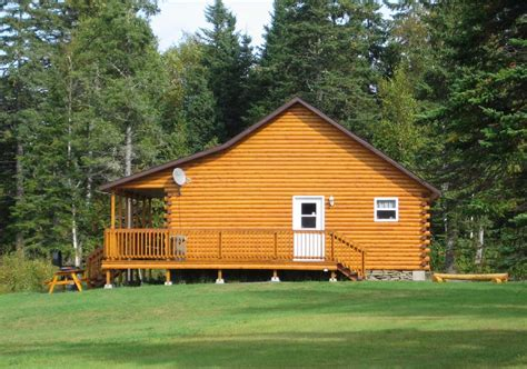 Miramichi Cabins by Miramichi Lodge Newcastle New Brunswick Resort