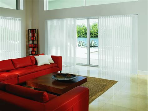vertical blinds and alternatives contemporary living