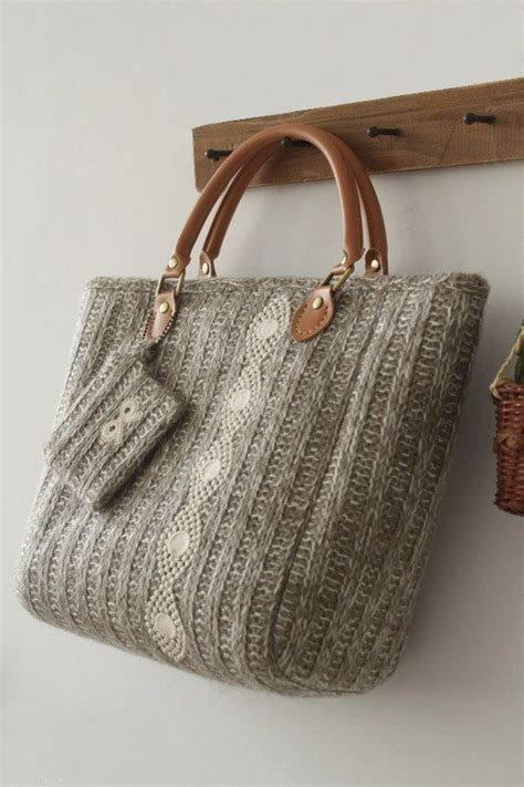 knit bags knit bag knitted things