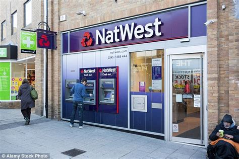 Letter Of Credit Royal Bank Of Scotland Natwest May Set Negative Interest Rates For Accounts Daily Mail