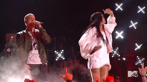 movie with eminem 2014 mtv movie awards 2014 eminem and rihanna perform the