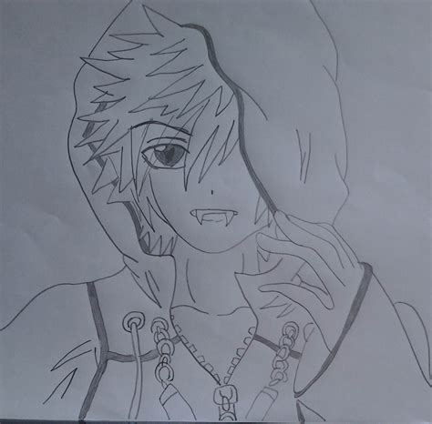 Anime Vampire Boy Drawing Emo Welshie 169 2019 Sep 4 2012