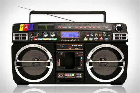 real time now playing feed fm radio modernized ghetto radios lasonic bluetooth boombox