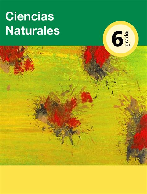 ciencias naturales 6to grado by sbasica issuu libros de quinto grado 2015 2016 de ingles mejor
