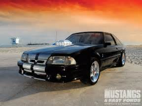Ford Mustang 1993 1993 Ford Mustang Cobra Related Infomation Specifications