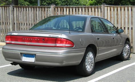 how petrol cars work 1993 dodge intrepid parental controls file chrysler concorde lx silver rear cz jpg wikimedia commons