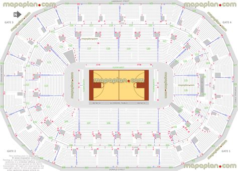 tournament of seating map mts centre nba basketball tournament seating map
