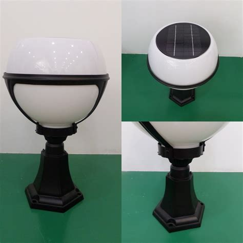 solar powered pillar lights product led solar powered gate post light solar