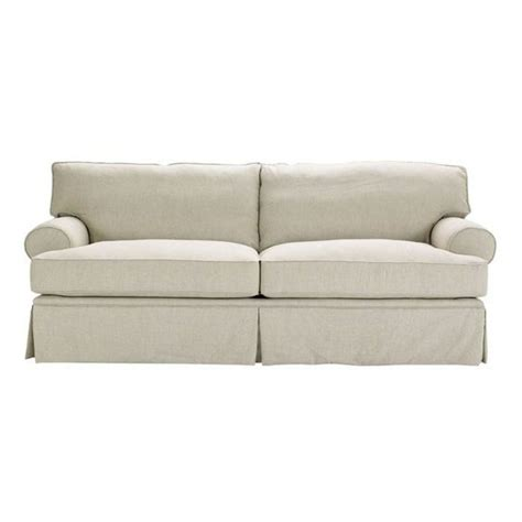boat sofa save on eco friendly slipcovered sofas sectionals