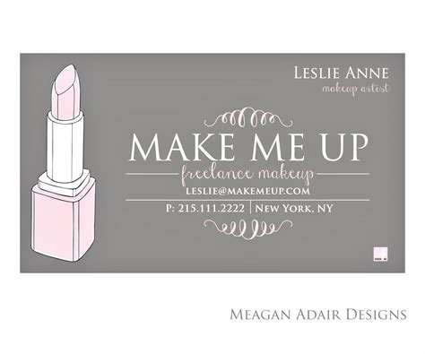 business card templates for freelancers freelance makeup artist business cards 8945 mamiskincare net