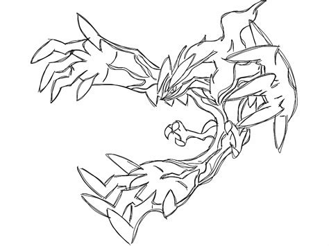 pokemon yveltal coloring pages images pokemon images pokemon yveltal drawings images pokemon images