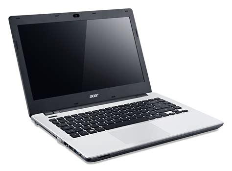Laptop Acer Aspire E14 Second acer aspire e14 pearl white nx mn6ec 001 t s bohemia
