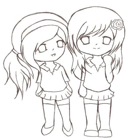 imagenes para enamorar y colorear imagenes de dibujos para amigas queridas dibujos chidos