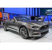 How Ford Will Push Sales Of The 2015 Mustang EcoBoost And Discourage
