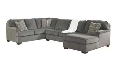 ashley furniture loric sectional ashley loric right side chaise 3 piece sectional
