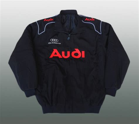 Audi G Rtel by Audi Jacke Quattro