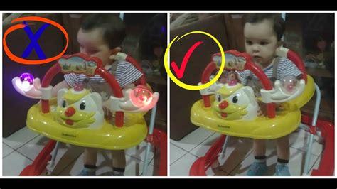 andaderas para beb andadera para bebe o andador si o no ventajas y