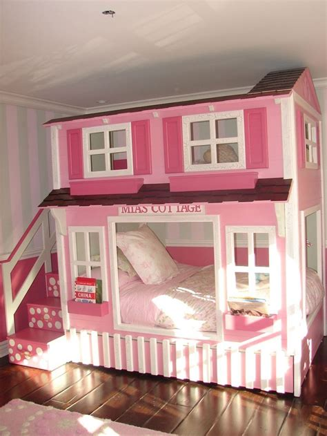 cottage loft bed cottage bunkbeds fairy tale cottage bunk bed look book