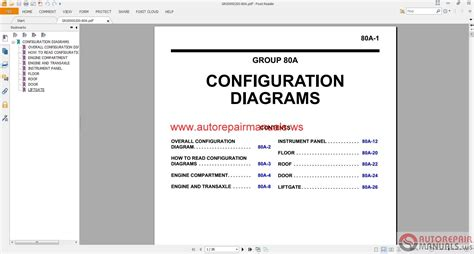 mitsubishi mirage 2015 wiring diagrams auto repair