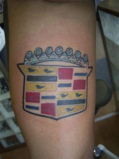 cadillac tattoo photo gallery rod car and truck tattoos
