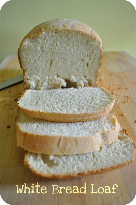 white house loaf recipe white bread loaf