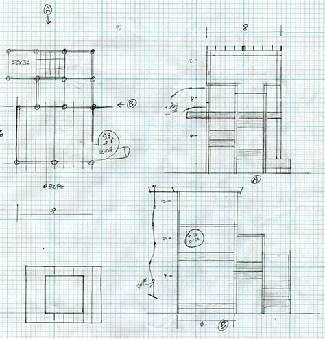 backyard blueprints how to build a backyard play structure fort how did i