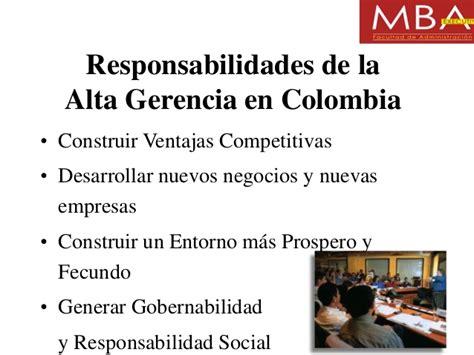 Mba Andes by Presentaci 243 N Mba Universidad De Los Andes