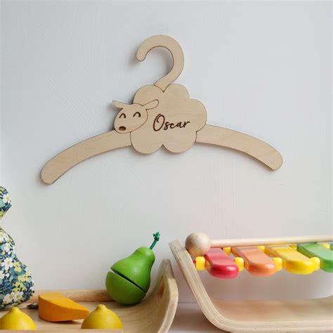 Handmade Coat Hangers - best 25 baby coat hangers ideas on childrens