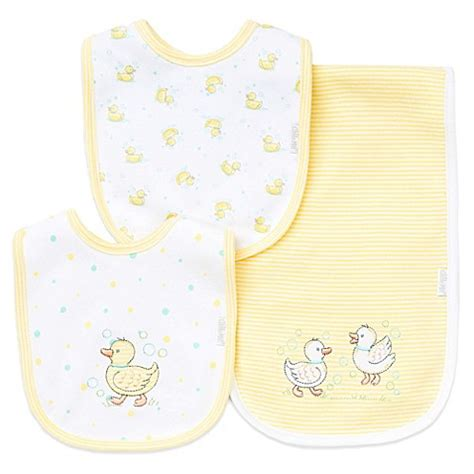 Bibs Set Duck buy me 174 3 ducks bib and burp cloth set