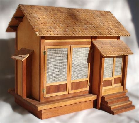Dollhouse Plan Traditional japanese doll house by mcrae detailed traditional