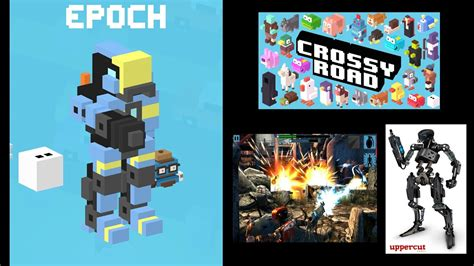 epoch action combat crossy road characters ios