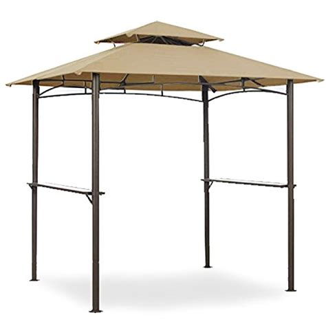 garden winds grill shelter replacement canopy for model l