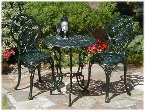 Cast Iron Patio Set Table Chairs Garden Furniture Garden Furniture A Great Garden Furniture Range Uk Store Garden Furniture