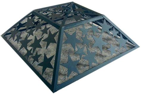 firepit screen square pit screen pit design ideas