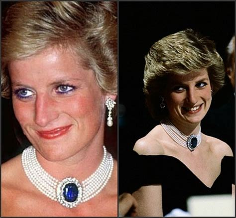 Dinna Set princess diana diana s jewels