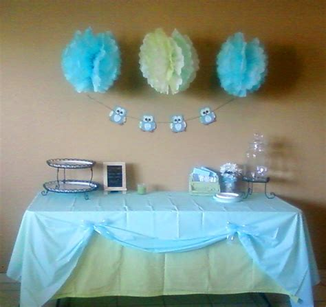 baby shower table decorations delight inspired boy baby shower table decor