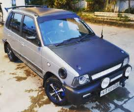 Maruti Suzuki 800 Modified Maruti 800 Car Modified Www Imgkid The Image Kid