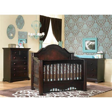 S Furniture Enchanted by Baby S Enchanted Collection Comes In Espresso