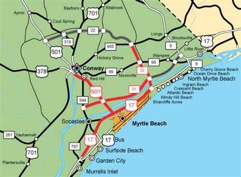 south myrtle beach sc map blogland of earl capps big legislative shake up looming