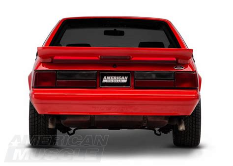 fox body led tail lights replacement fox body mustang tail light options